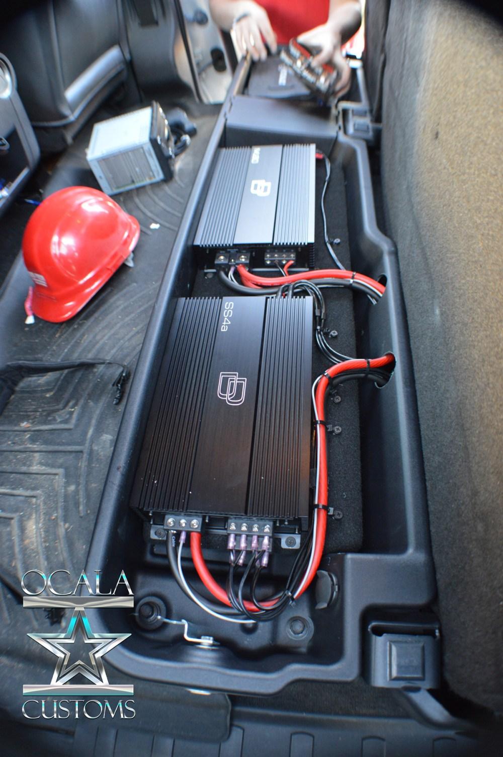 medium resolution of 2011 f 250 full system install train horns