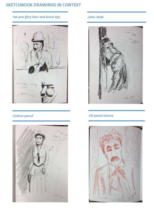 Stefan51593  - Sketchbook - People