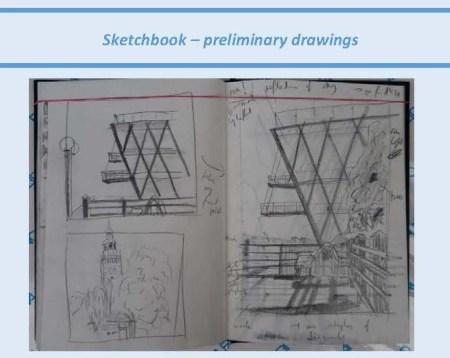 Stefan513593  - project 5 - exercise 2 - sketchbook #1