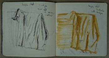 Stefan513593 - project 1 - additional sketchbook studies #1-2