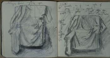 Stefan513593 - project 1 - additional sketchbook studies #7-8