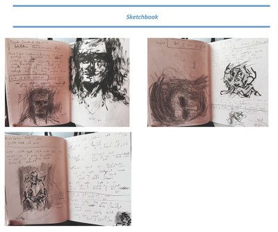 Stefan513593 - sketchbook from shown works