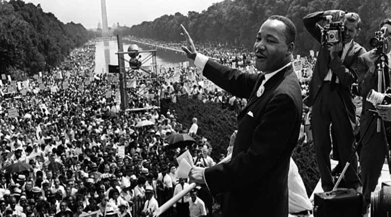 Eu Tenho Um Sonho De Que Um Dia Meus Quatro Filhos Vivam: Biografia De Martin Luther King, Jr.