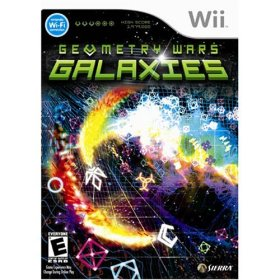 Geometry Wars Galaxies review
