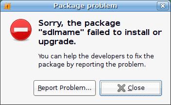 ubuntu upgrade problem