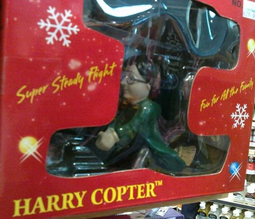 Harry Copter
