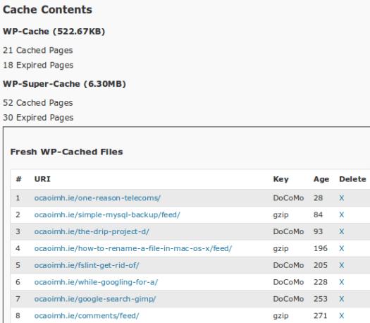wp-super-cache-list