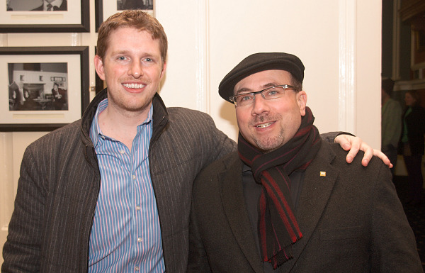 Matt and Craig