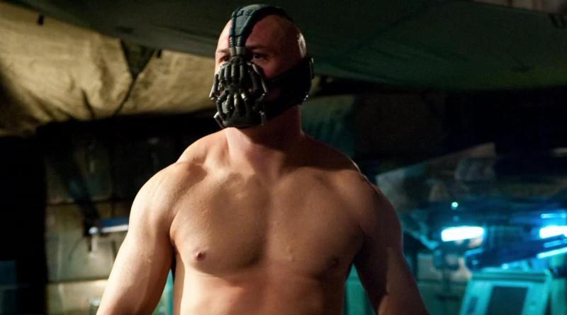 Tom Hardy fala sobre os danos causados por sua atuação como Bane em O Cavaleiro das Trevas Ressurge