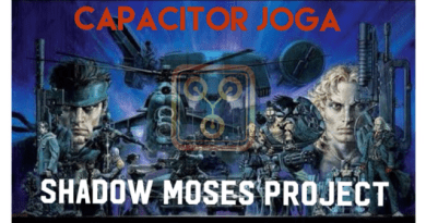Capacitor Joga | Shadow Moses Project