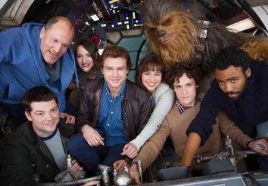 Han Solo   Filme já iniciou as filmagens