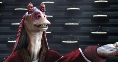 Star Wars   Livro revela destino de Jar Jar Binks após a trilogia prequel