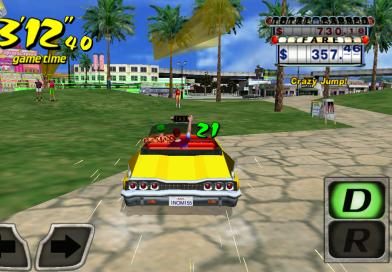 Crazy Taxi   Game clássico agora é gratuito em sua versão mobile