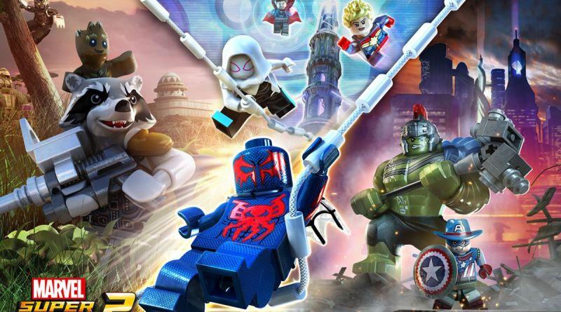 Lego Marvel Super Heroes 2   Game ganha seu primeiro trailer completo