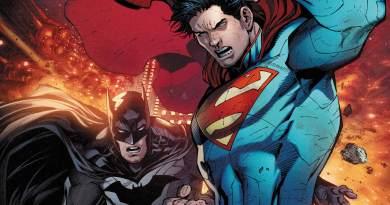 Batman e Superman ganham livros com detalhes de sua história