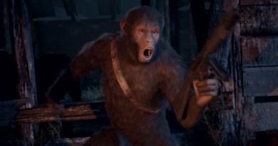 Planeta dos Macacos | Jogo ganha primeiro trailer de gameplay