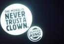 It: A Coisa | Burger King alfineta McDonald's em campanha de marketing exibida nos créditos do longa nas salas de cinema