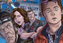 De Volta para o Futuro | HQ com outras história não contadas nos filmes é lançada no Brasil