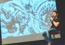Jedicon SP | Luke Ross conta sobre a trajetória no mundo das HQs