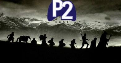 P2Cast  #09 – Mario Odyssey, Fox na Disney e Senhor dos Anéis na Amazon