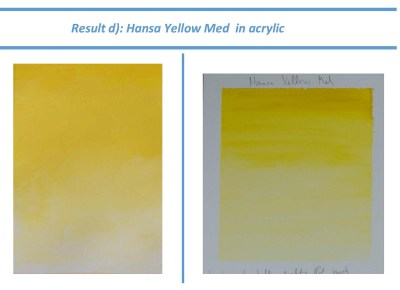 Stefan513593 - Project 2 - Exercise 3 - Hansa yellow (acrylic)