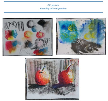 Stefan513593 - Project 1 - Exercise 3 - Experiment with oil pastels