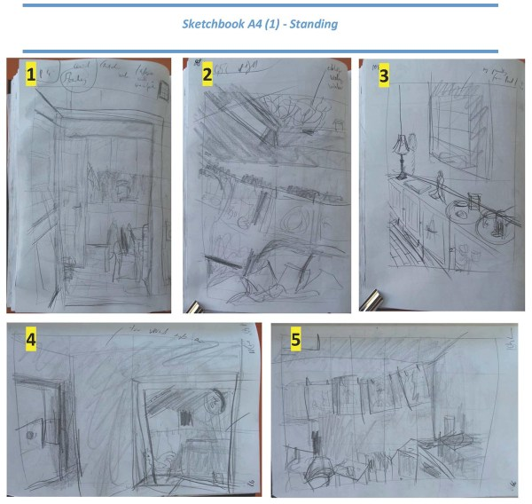 Stefan513503 - Project 4 -Exercise 1 - Quick sketches - standing