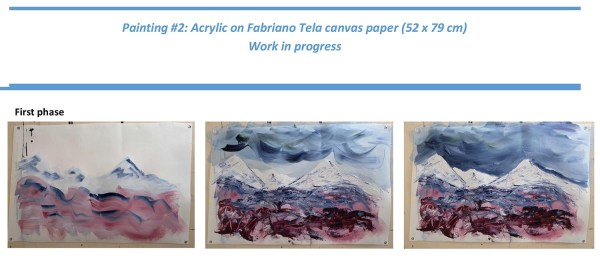 Stefan513593 - Project 2 - Exercise 2 - Painting #2 - work in progress a