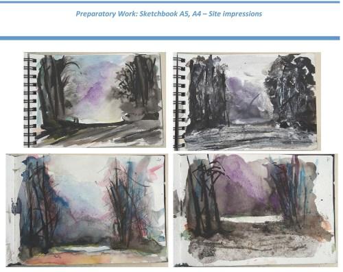 Stefan513593 - Project 5 - Exercise 3 - sketchbook site impressions