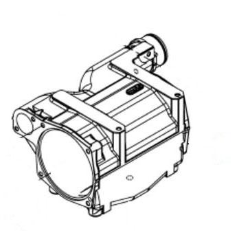 Usados : Carcasa enfriador de aire (HOUSING) YANMAR 4BY-150