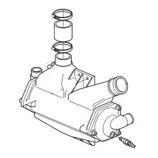 Usados : Enfriador de aire secundario VOLVO D3-110/160