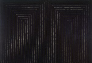 Frank Stella 'The Marriage of Reason and Squalor, II', 1959