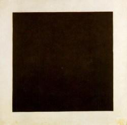 Kazimir Malevich 'Black Square', 1915