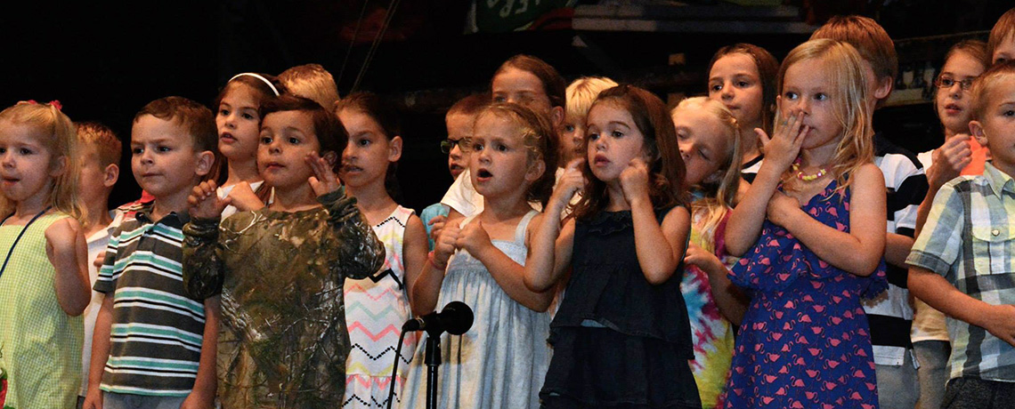 2015 Kids Choir