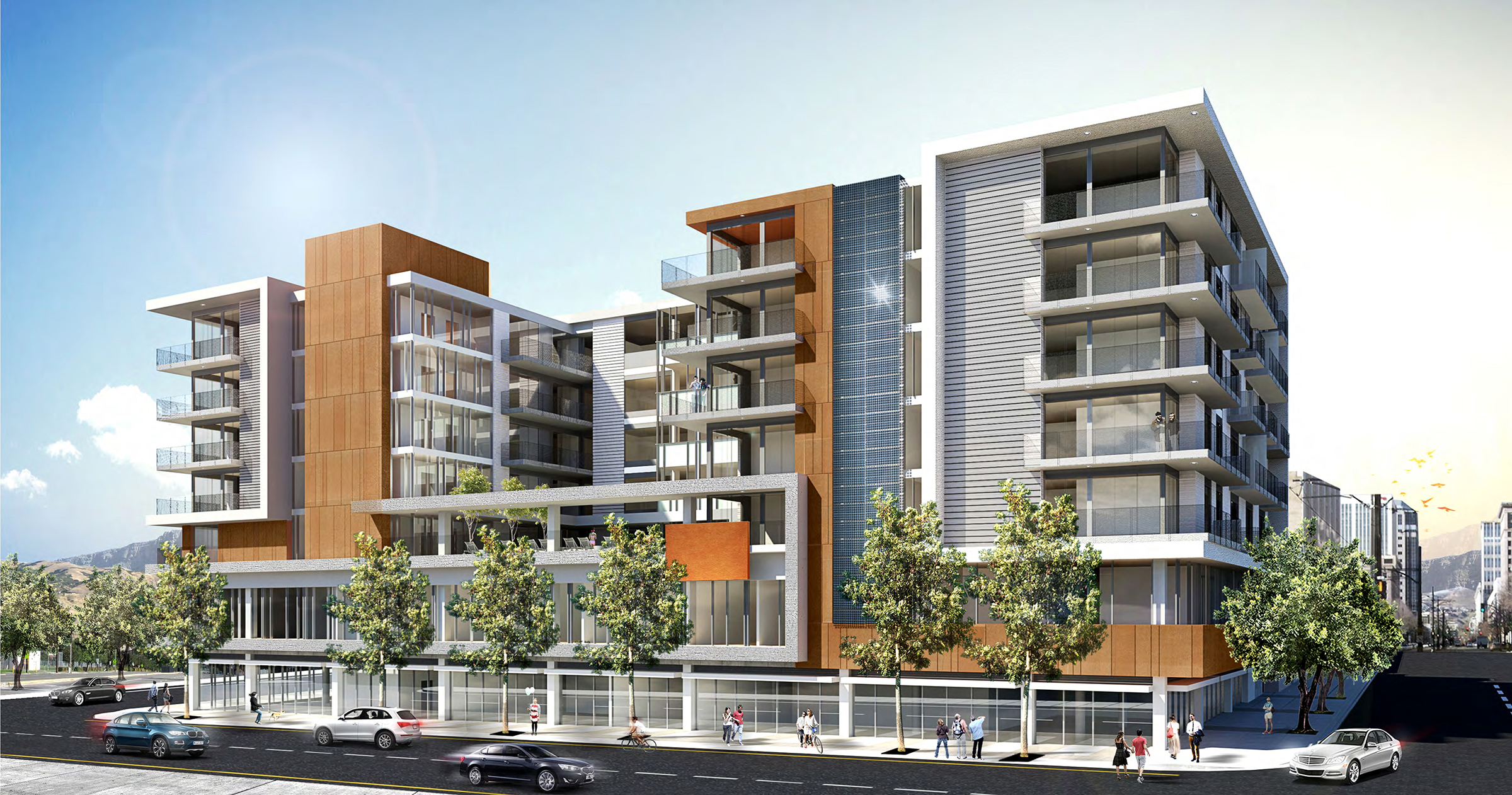 Construction Starts on 45M Mixeduse Project in East