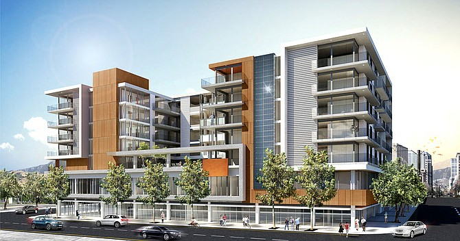 Construction Starts on $45M Mixed
