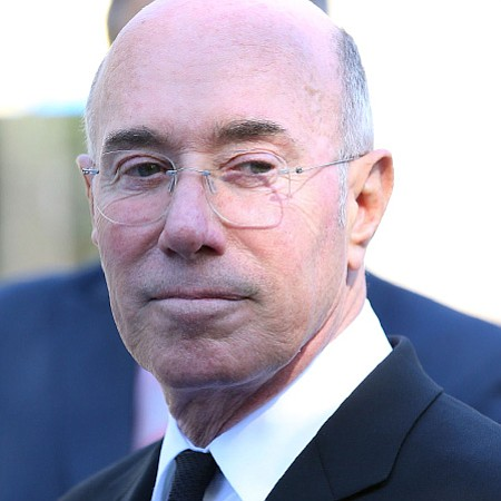 David Geffen Los Angeles Business Journal