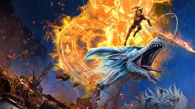 New Gods: Nezha Reborn | Netflix Official Site