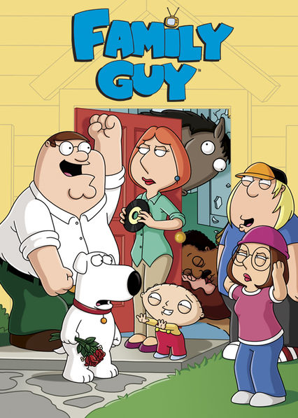 Are shows like Family Guy sensored, or uncensored on Netflix?