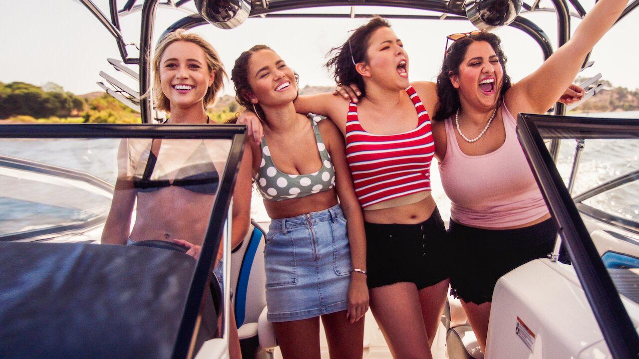 American Pie: Girls' Rules   Netflix