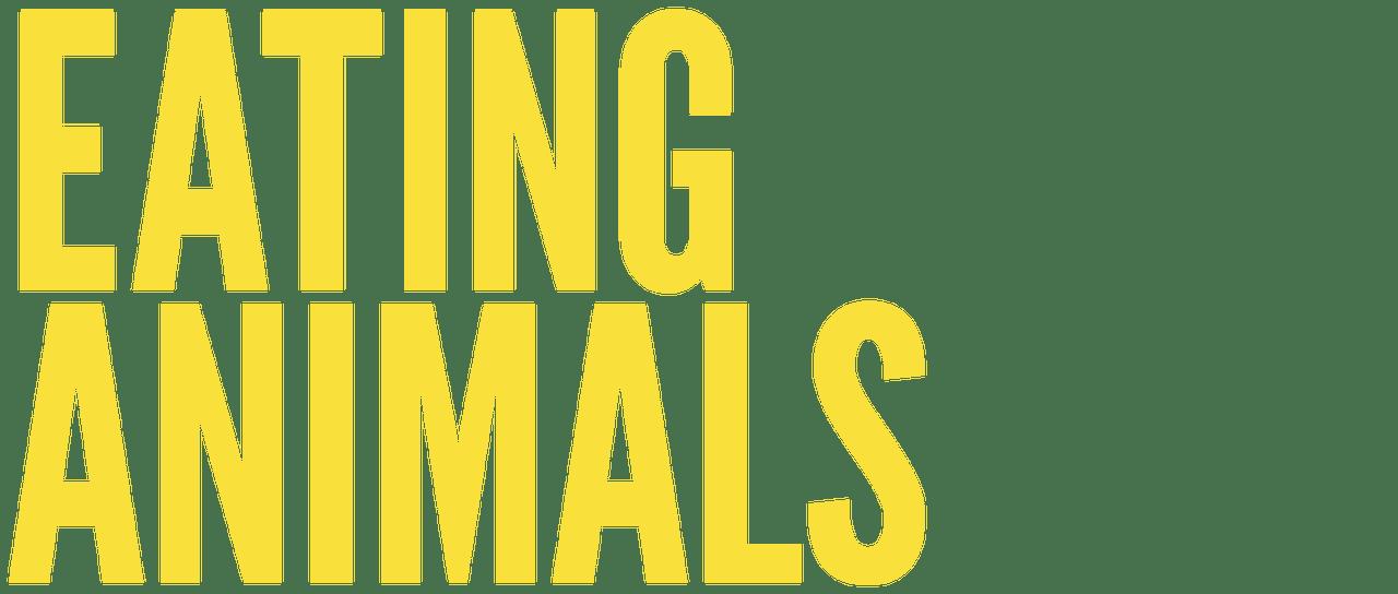 eating animals netflix