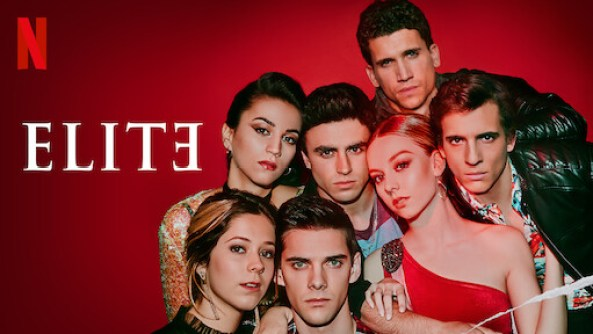 Spanish TV series 'Elite'