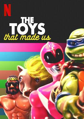 Netflix Instantwatcher The Toys That Made Us Season 3