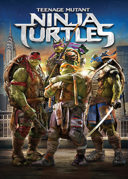 Ninja Turtles Netflix : ninja, turtles, netflix, 'Teenage, Mutant, Ninja, Turtles', Netflix, Canada?, Where, Watch, Movie, Canada
