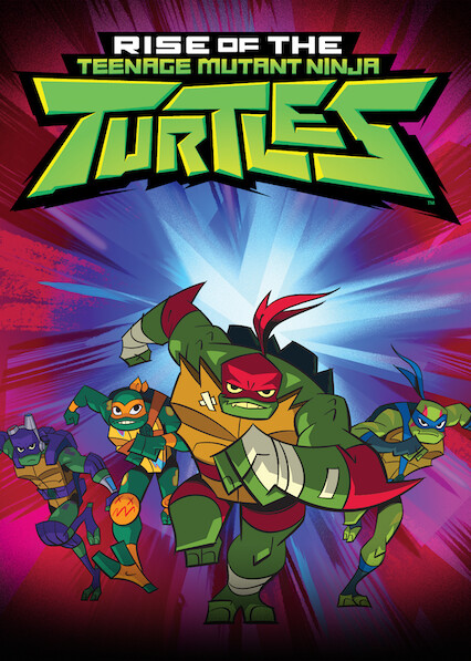 Netflix Ninja Turtles Movie : netflix, ninja, turtles, movie, 'Rise, Teenage, Mutant, Ninja, Turtles', Netflix, Canada?, Where, Watch, Series, Canada