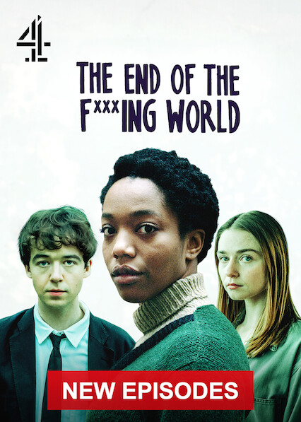The End Of The F *** Ing World Bande Annonce : world, bande, annonce, F***ing, World', Netflix, Where, Watch, Series