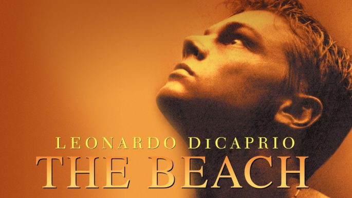 Image result for The Beach (2000) poster