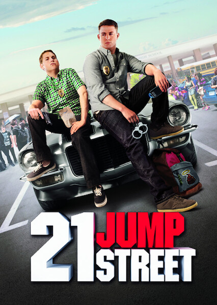 21 Jump Street Streaming Netflix : street, streaming, netflix, Street', Netflix, Where, Watch, Movie