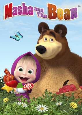 Foto Marsha And The Bear : marsha, Masha, Season, Netflix, Canada, Instantwatcher