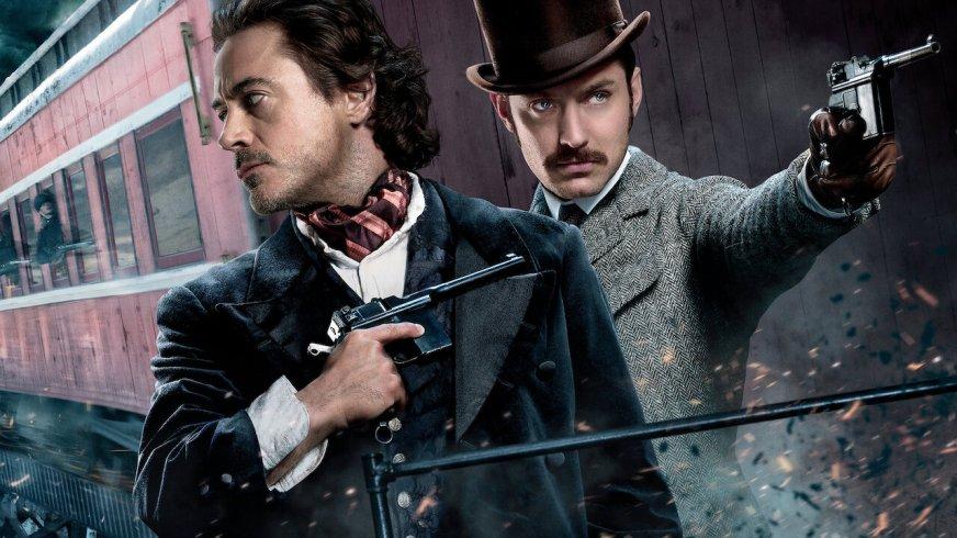 Sherlock Holmes: A Game of Shadows   Netflix